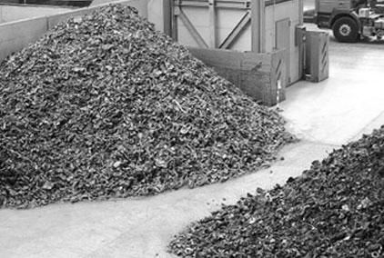 Riciclo/recupero materiali di scarto, proler, ferro, alluminio, inox, indotti